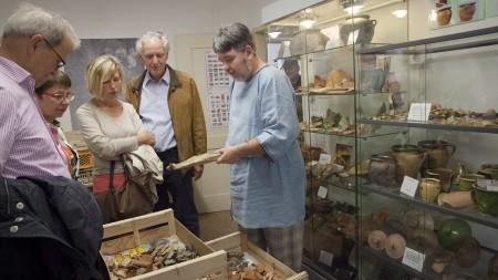 Ausstellung Archäologische Gruppe Erkenbrechtsweiler